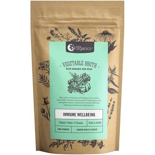 NutraOrganics - Immunity Wellbeing Garden Vegetable Broth