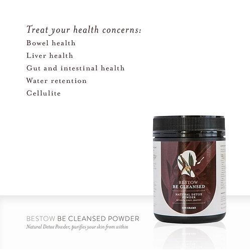 Bestow Beauty -Be Cleansed Powder