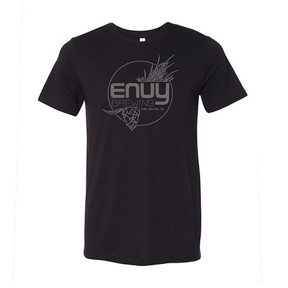 Envy Logo Tee - Black