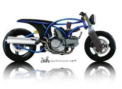 duc 620 concept right raw