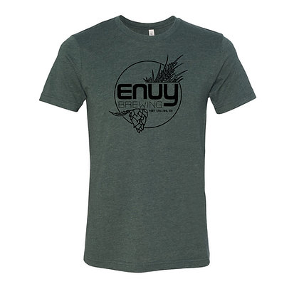 Envy Logo Tee - Green