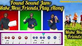 Found Sound Jam: Make New Friends Play Along