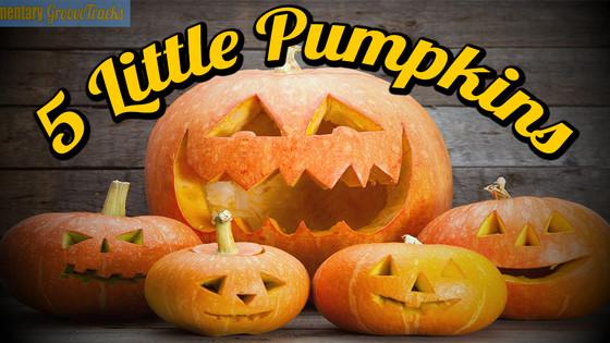 Five Little Pumpkins (Free Music Download)