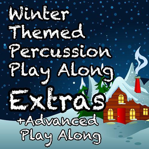 Winter Play Along Extras (+Advanced Play Along)
