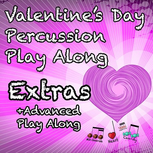 Valentine's Day Play Along Extras