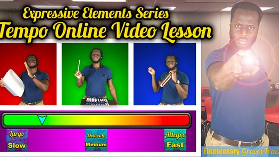 Expressive Elements: Tempo