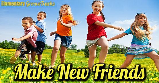 make new friends free