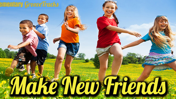 Make New Friends (Free Music Download)