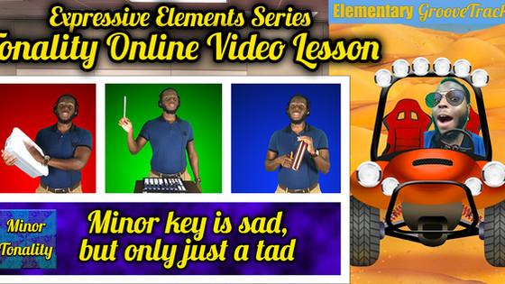 Expressive Elements: Tonality
