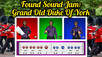 Found Sound Jam: Grand Old Duke Of York Play Along