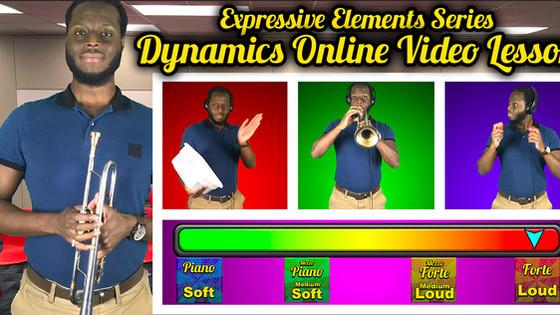 Expressive Elements: Dynamics