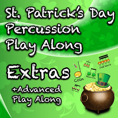 St. Patrick's Day Play Along Extras