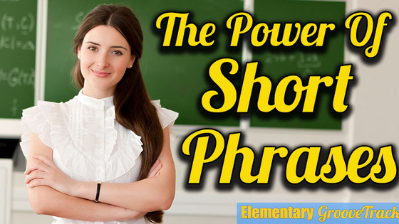 The Power Of Short Phrases (Video)