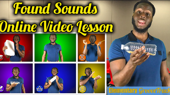 Found Sounds Online Video Lesson