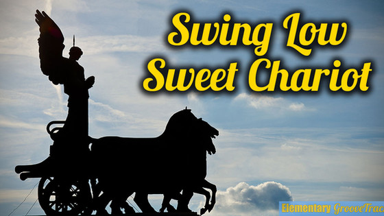 Swing Low Sweet Chariot (Music Download)
