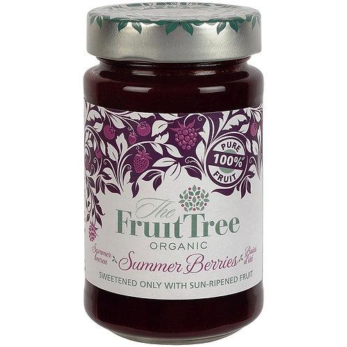 Organic Summer Berries 100% Fruit Spread - 250g