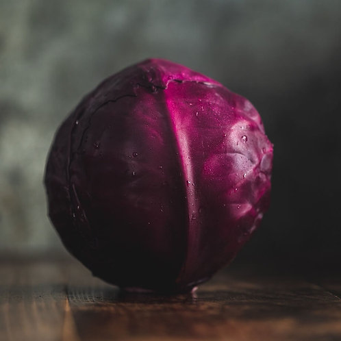 Cabbage - Red - 1kg