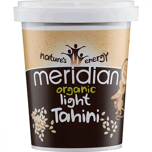 Organic Light Tahini - 454g