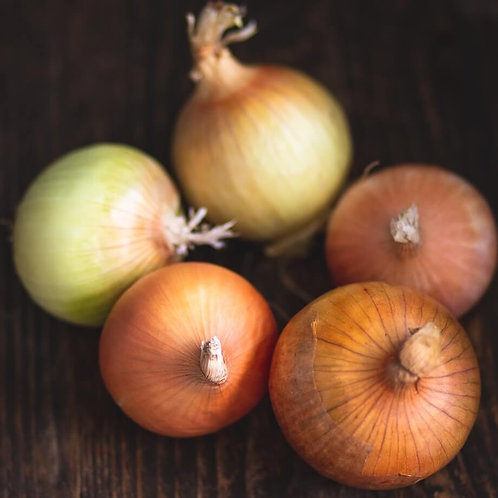 Onions - Brown 3 pack