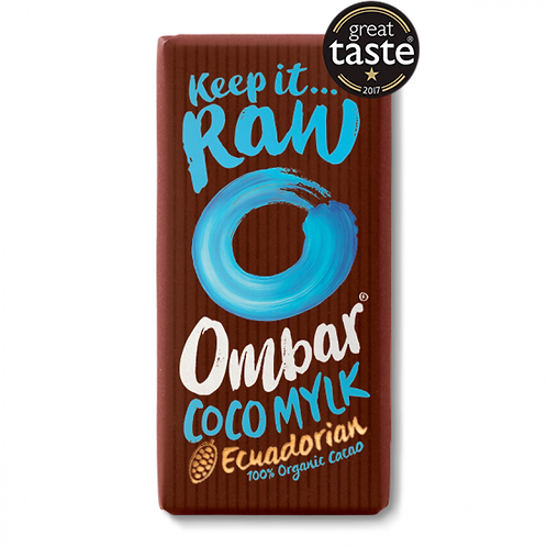 Organic Raw Coco Mylk Chocolate - large 70g
