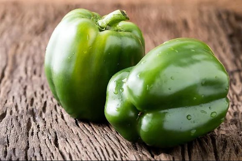Peppers Large Green - Each