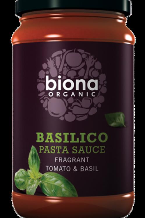 Organic Basilico Tomato & Basil Sauce - 350g