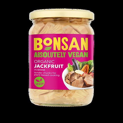 Organic Jackfruit in Brine - in glass - 500g
