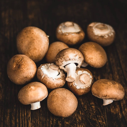 Mushrooms - Chestnut - 200g