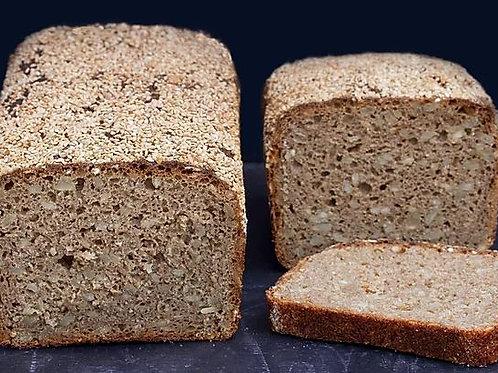 Rye Pumpernickel with Sunflower Seeds Sliced Bread - 1600g