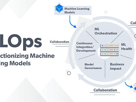 未來趨勢:談 DataOps, MLOps 和 AIOps