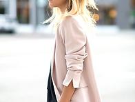 Blush Pink and White - Adding Black to Pink