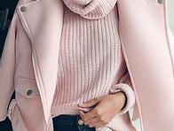 Blush Pink and White - Pink on Pink