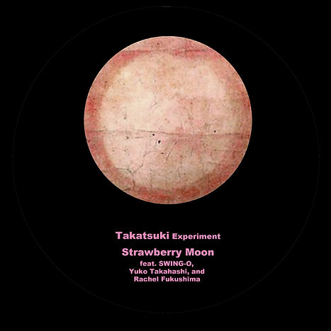 Takatsuki Strawberry Moon