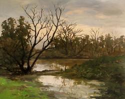Putah Creek, January (''Penance'').