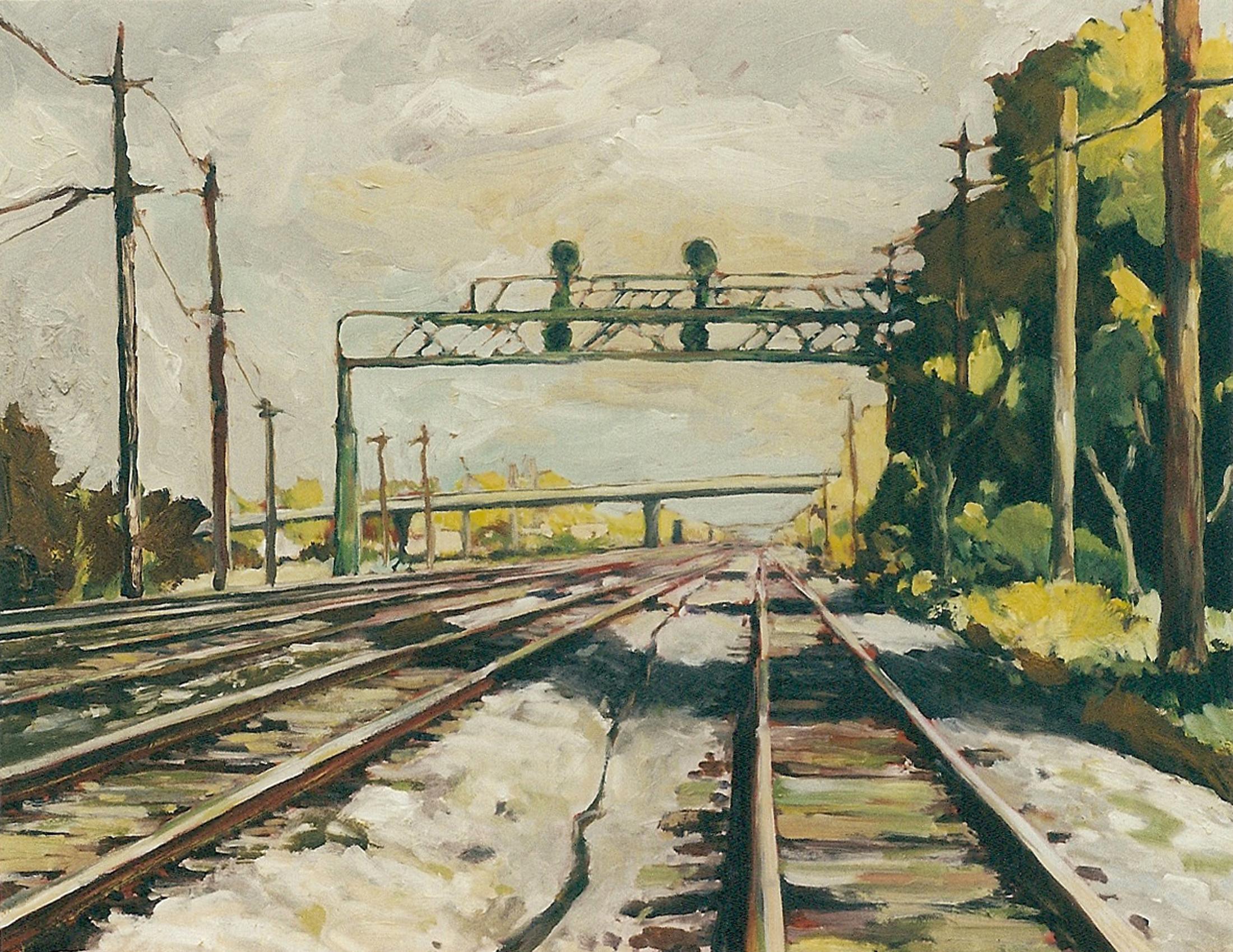 Eastbound Tracks.