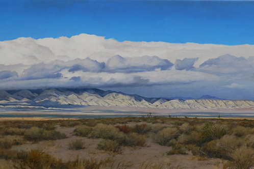 Cold Front, Mojave Desert