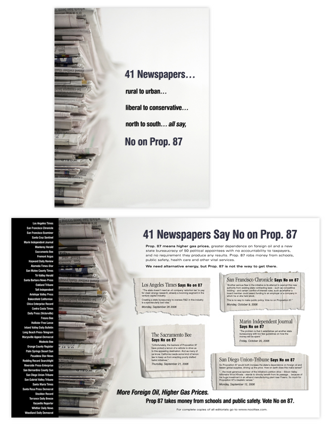 """41 Newspapers"""