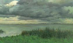 Liberty Island, Storm (#3).