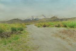 Owens Valley, Eastern Sierras.