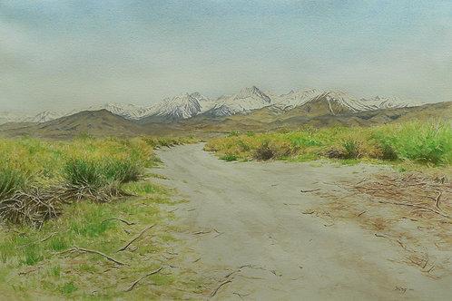 Owens Valley, Eastern Sierras