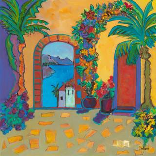 Doorway to the Med
