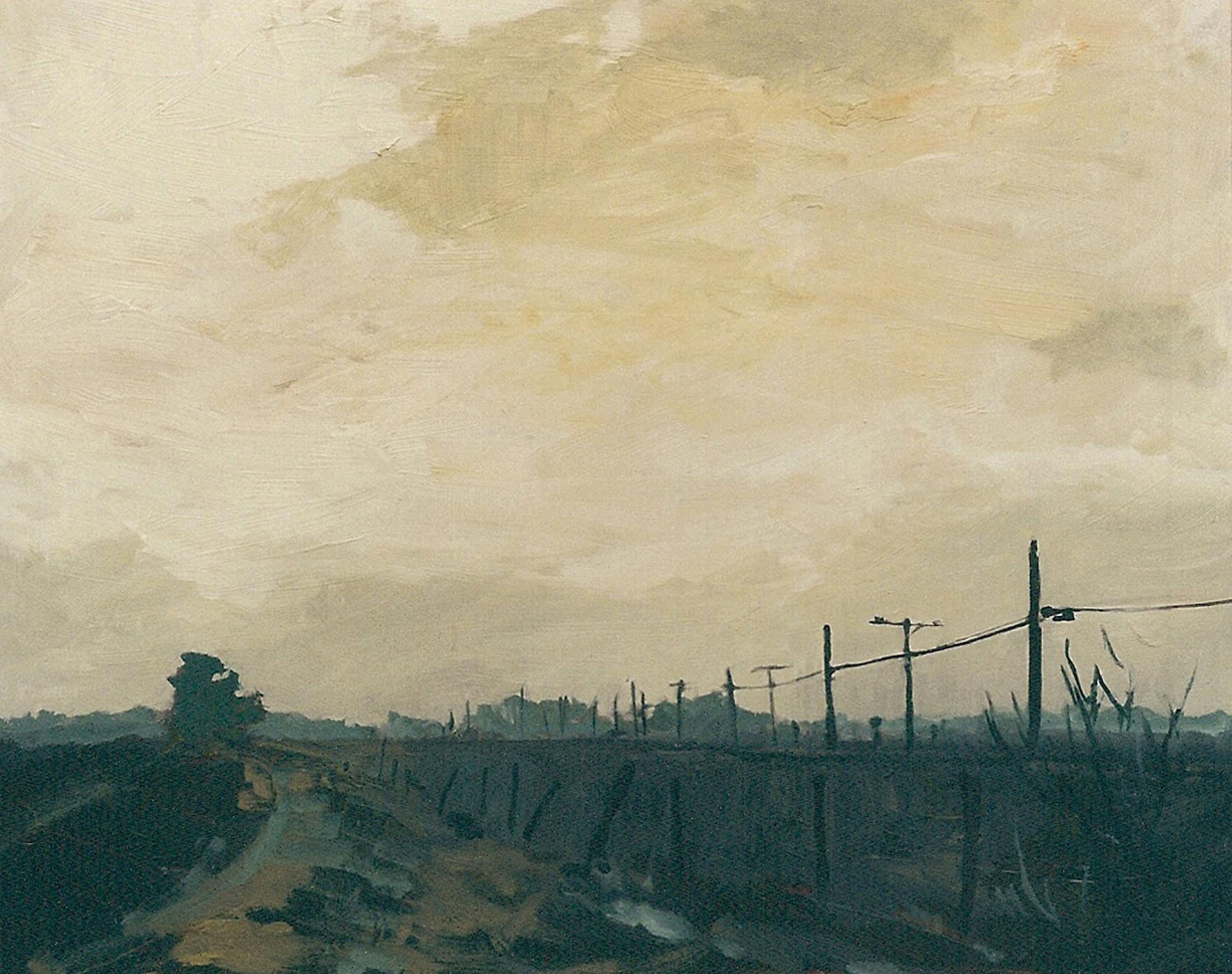 Tracks to Davis, F St.