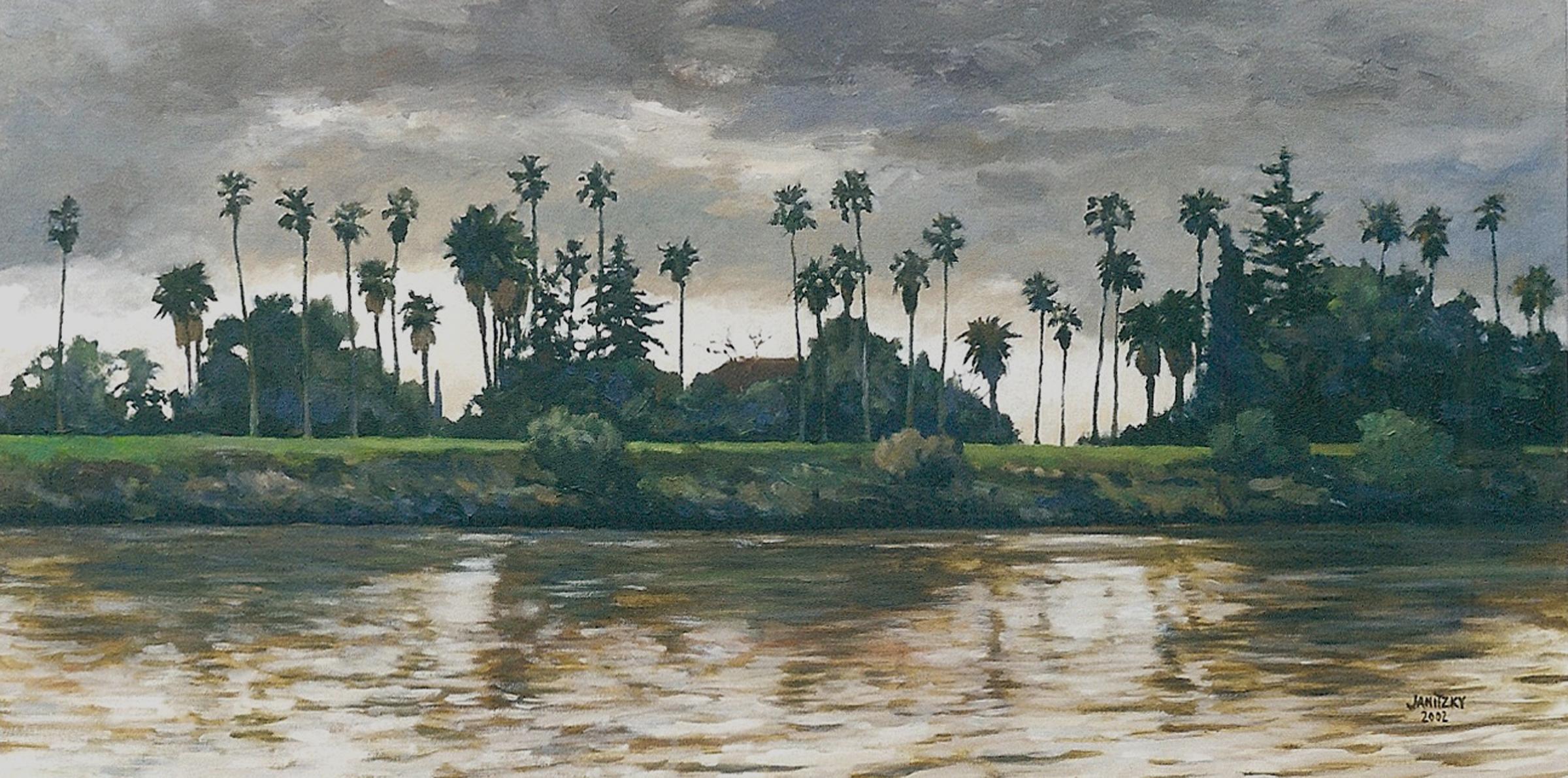 Sacramento River, 35 Palms.