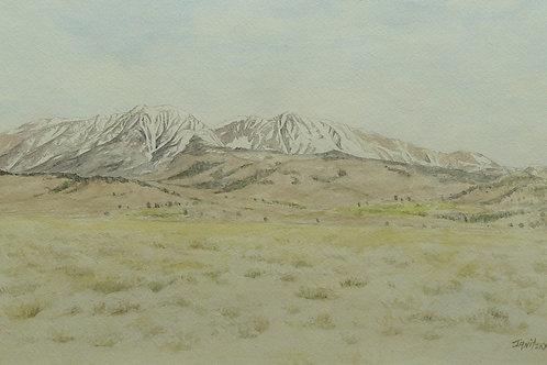 Eastern Sierras Study