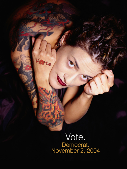 """Tattoo Vote"""