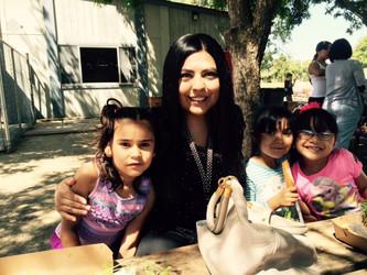 Angelika Corchado, Regional Community Benefit Associate with the Sutter Health Sacramento Sierra Reg