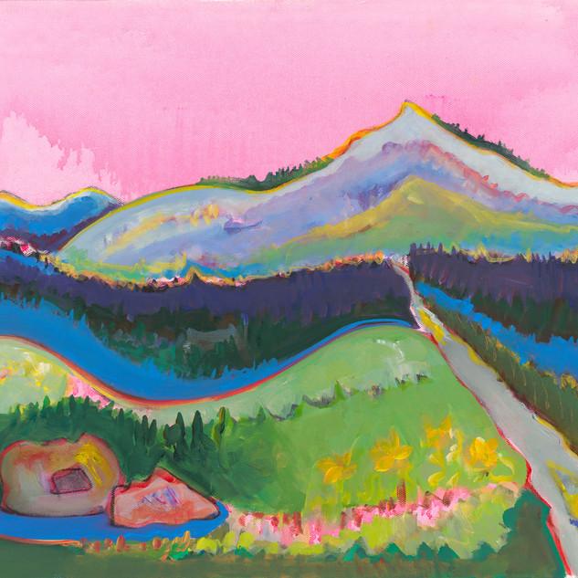 Mt Rose Sunrise