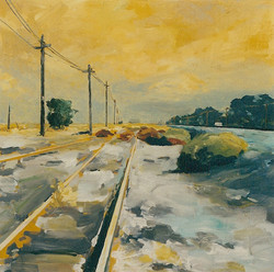 End of the Line, Yellow Sky.