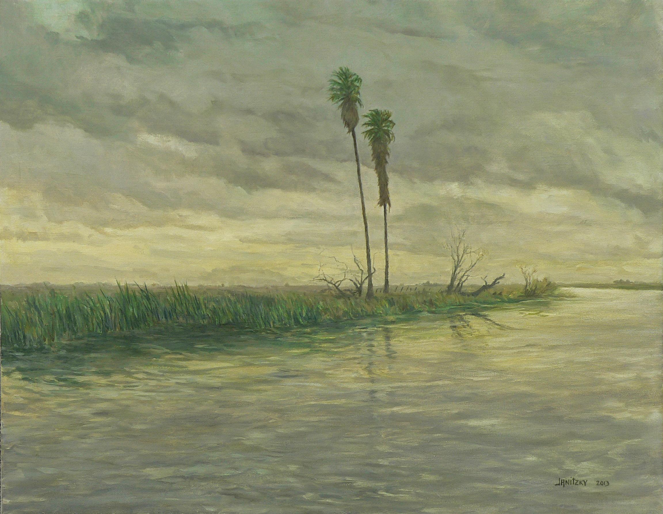 Delta Palms.