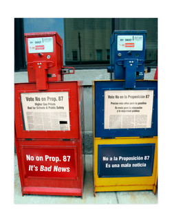"""""""Newspaper Boxes"""""""